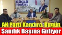 AK Parti Kandıra, bugün sandık başına gidiyor