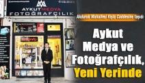 Aykut Medya ve Fotoğrafçılık, yeni yerinde