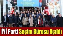İYİ Parti Seçim Bürosu Açıldı