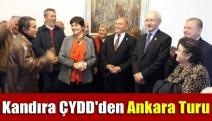 Kandıra ÇYDD'den Ankara turu
