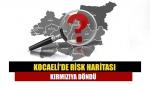 Kocaeli'de risk haritası kırmızıya döndü