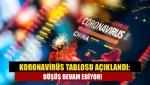 Koronavirüs tablosu açıklandı: Düşüş devam ediyor!