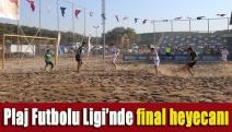 Plaj Futbolu Ligi'nde final heyecanı